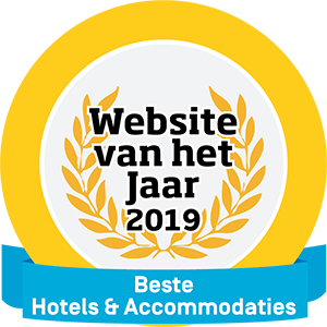 Website van het jaar - Beste Hotels & Accommodaties