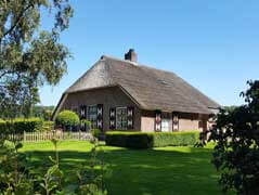 Vacation rentals The Netherlands