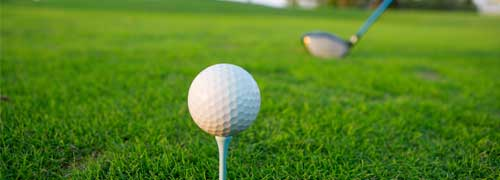 Golf vacation rentals